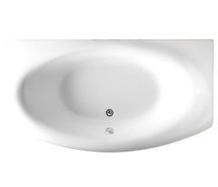 Акриловая ванна Marka One NEGA 4604613102364 170х95 см