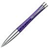Шариковая ручка Parker Urban Premium Vacumatic K206 Amethyst Pearl Mblue (1906862) перьевая ручка parker urban premium vacumatic f206 silver blue pearl перо f 1906868