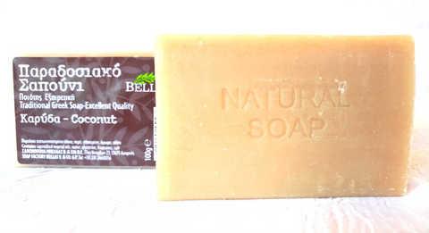 Натуральное мыло с кокосом Bellas