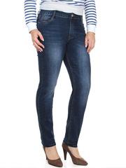 2007 джинсы женские, синие