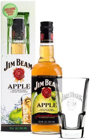 Виски яблочный