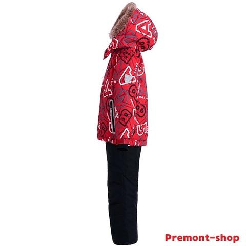 Костюм Premont Эй Би Си WP92260 RED