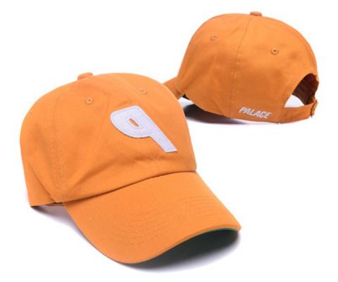 Кепка PALACE (Бейсболка Палас) оранжевая