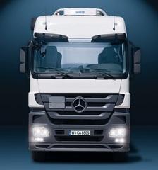 Комплект для монтажа кондиционера автомобильного Cool Top Vario 10E на Mercedes Benz Atego, Axor
