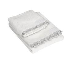 Набор полотенец 2 шт La Perla Petit Maison белый