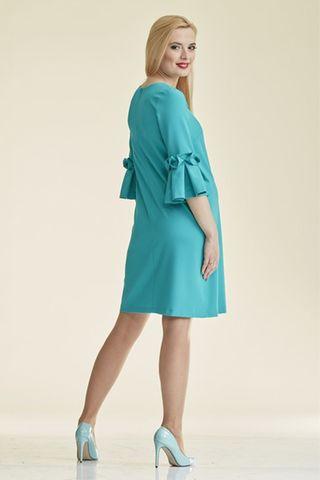 Платье 08829 бирюзовый