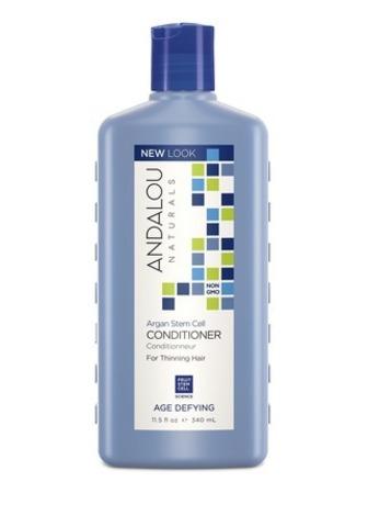 Укрепляющий кондиционер для ослабленных волос Andalou Naturals | Коллекция