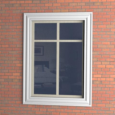 Наличник 180ПН11 на окне