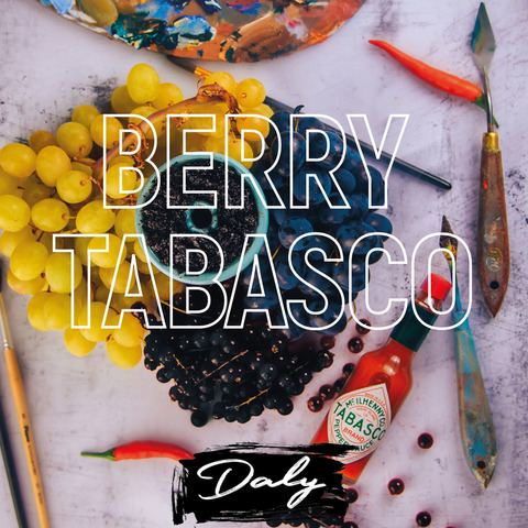 Кальянная смесь Daly Berry Tabasko 50 г