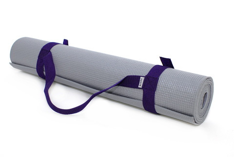 Стяжка для йога-ковриков