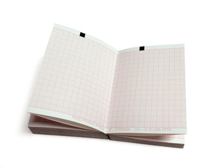 90х90х200, бумага ЭКГ для Schiller Cardiovit AT-4, Schiller AT-104, реестр 4033/2
