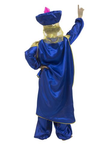 Костюм Восточный принц синий 2