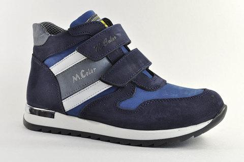 Ботинки утепленные Minitin (Minicolor) 1078-01