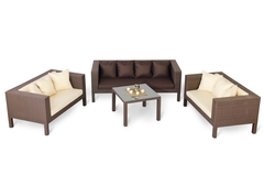 Комплект плетеной мебели Вермонт №1