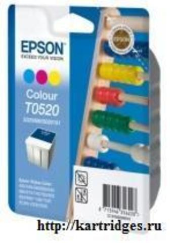 Картридж Epson T052040
