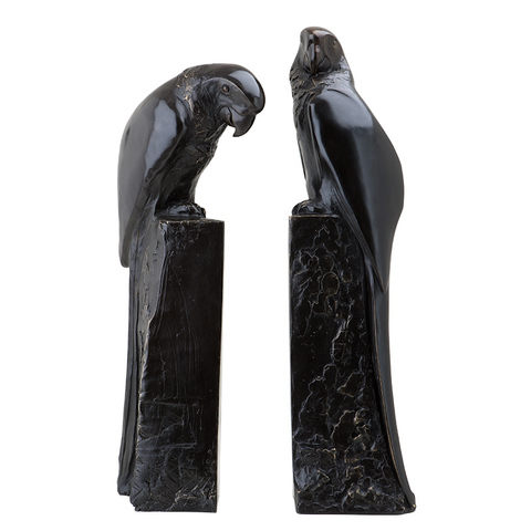 Eichholtz Bookend Perroquet держатель книг 107468