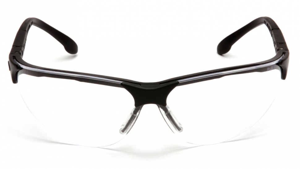 Очки баллистические стрелковые Pyramex Rendezvous SB2810S прозрачные 96%
