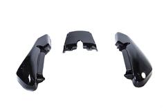 Пластик хвоста для Yamaha YBR125 04-09 Черный