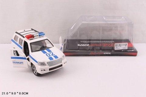 Машина Джип Полиция п/пл/736А