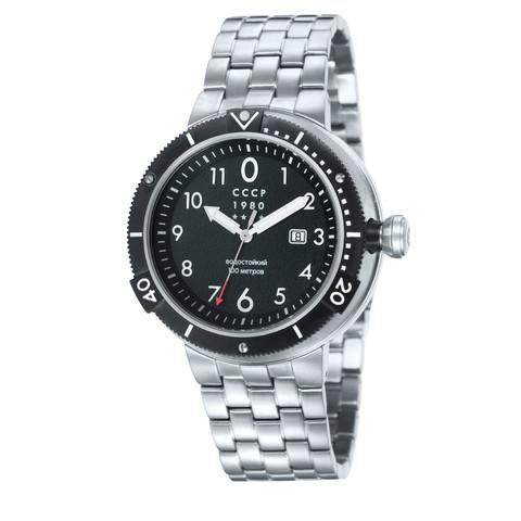 Купить Наручные часы CCCP CP-7004-11 Kashalot Submarine по доступной цене