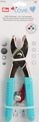 Щипцы Prym Vario серии Love для установки кнопок и люверсов (Арт. 390901)