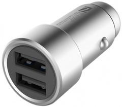 Зарядное устройство в авто Xiaomi Car Charger 2 USB 3.6 A
