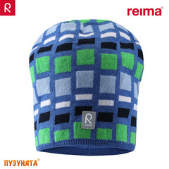 Шапка Reima Milt 528271-6540 blue