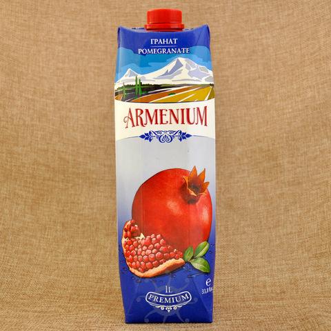 Сок гранатовый Армениум, 1л