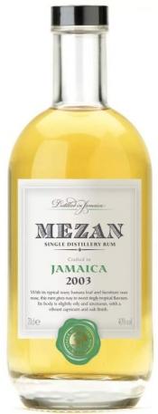Ром Мезан Ямайка 2003 0,7л
