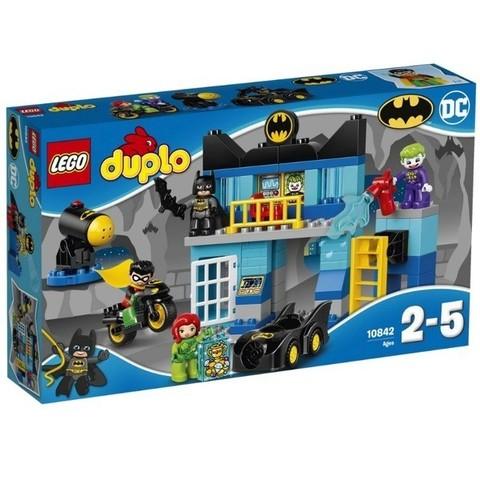 LEGO Duplo: Бэтпещера 10842 — Batcave Challenge
