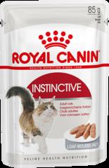 Royal Canin Instinctive влажный корм ПАШТЕТ для кошек и котов старше 1 года