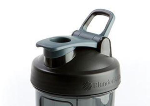 BlenderBottle Pro28, 828мл Шейкер спортивный с пружиной Tritan пластик удобная петля для переноски