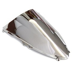 Ветровое стекло для мотоцикла Ducati 1199/1299/899 DoubleBubble Хром