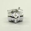 4753/S Сеттинг - основа для страза Эдельвейс 14 мм (цвет - античное серебро)