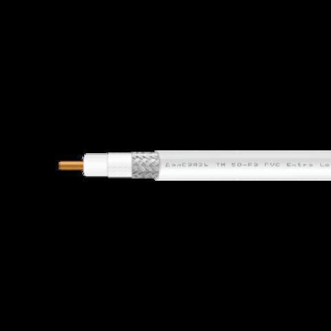 Коаксиальный кабель ДалСВЯЗЬ 5D-FB PVC (5D/FB белый)