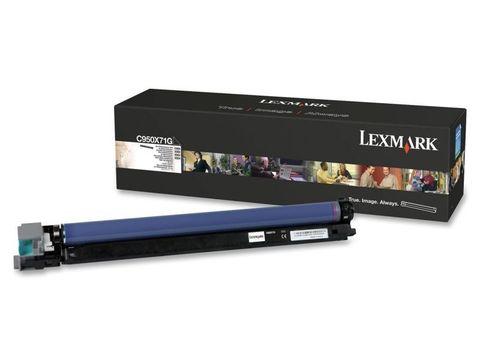 Фотобарабан Lexmark X/C950 черный (black). Ресурс 115000 стр (C950X71G)
