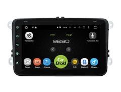 Штатная магнитола на Android 8.0 для Skoda Yeti рестайлинг 14+ Roximo CarDroid RD-3711
