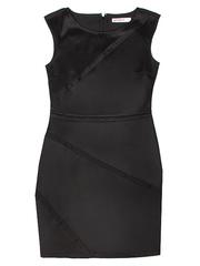 GDR008912 Платье женское. черное