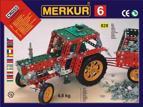 Merkur М-3604 Металлический конструктор MERKUR 6