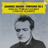 Johannes Brahms, Wiener Philharmoniker, Carlos Kleiber / Symphonie No. 4 (LP)