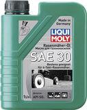 Liqui Moly Rasenmaher-Oil 30 — Минеральное моторное масло для газонокосилок