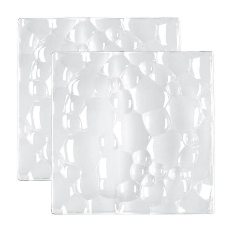 Sphere Square Plate Set 2