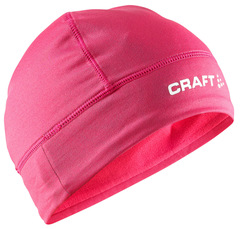 Шапка лыжная Craft Light Thermal Pink