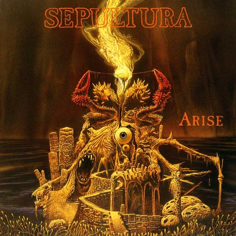 Sepultura / Arise (CD)
