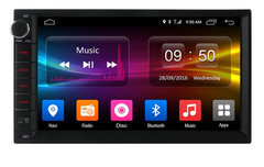 Штатная магнитола на Android 6.0 для Toyota Land Cruiser Prado J95 Ownice C500 S7002G