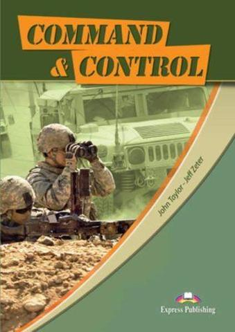 Command & Control. Students book with DigiBooks Application. Учебник с кроссплатформой