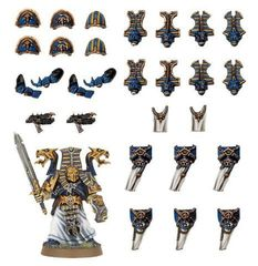 Thousand Sons Upgrade Set