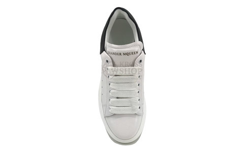 Alexander McQueen Women's White/Black