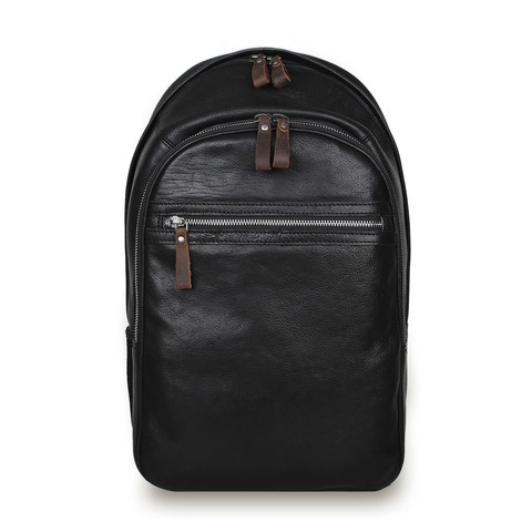 Рюкзак Ashwood Leather 4555 Black Black