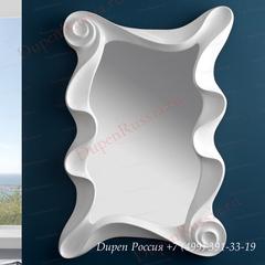 Зеркало DUPEN (Дюпен) PU183Е белый